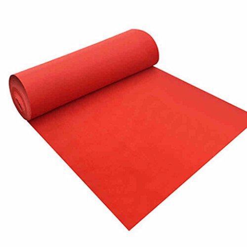 Home-life - Gemischte Spielteppiche in Red, Größe 1 m*10 m