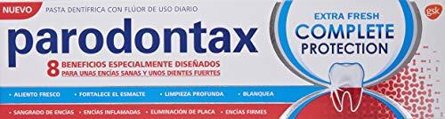Parodontax Complete Protection - Extra Fresh - Pasta de Dientes con Flúor –...