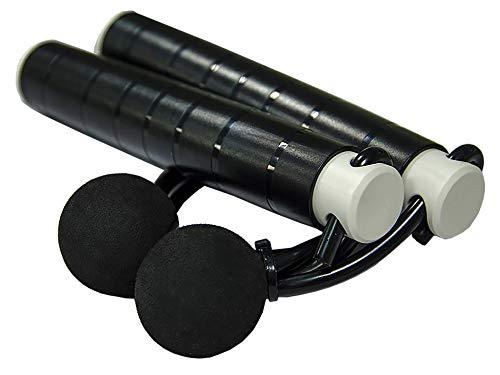 smartLAB Rope Springseil mit Bluetooth und ANT+ | Jumping Rope geeignet für Smartphones mit App