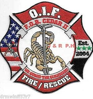 Iraq - F.O.B. Camp Cedar II