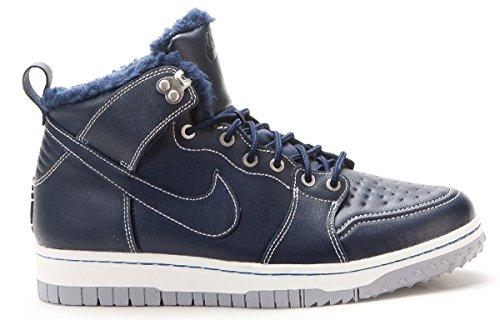 Nike Herren Dunk CMFT WB Basketballschuhe, Blau (Obsidian Obsidian Soar Sail), 46 EU