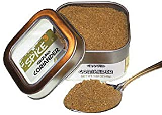 Ground Coriander Tin