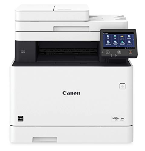 Canon Color ImageClass MF741Cdw | Multifunction, Wireless, Mobile Ready, Duplex Printer | Includes 3-Year Limited Warranty