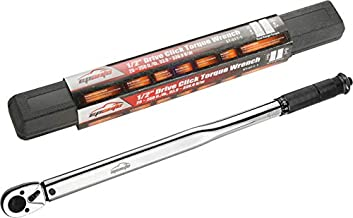 EPAuto 1/2-Inch Drive Click Torque Wrench (25-250 ft.-lb. / 33.9-338.9 Nm)