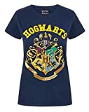 Mujeres - Official - Harry Potter - Camiseta (S)