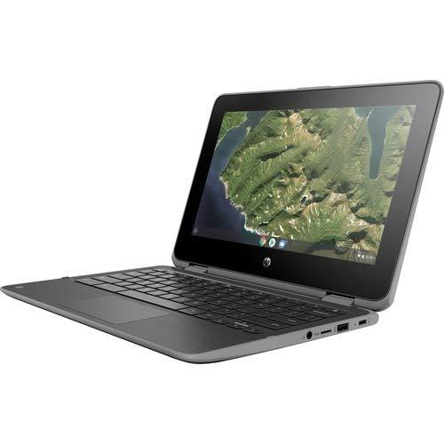 HP Chromebook X360 11 G2 EE 11.6' Touchscreen 2 in 1 Chromebook - 1366 X 768 - Celeron N4000-4 GB RAM - 32 GB Flash Memory - Chrome OS 64-bit - Intel UHD Graphics 600 - Brightview, in-Plane Swi