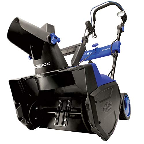 Snow Joe SJ619E 14.5 Amp Electric Snow Thrower with Light, 18""
