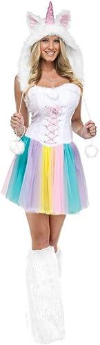 Horror-Shop Costume Sexy Licorne M L 40-42