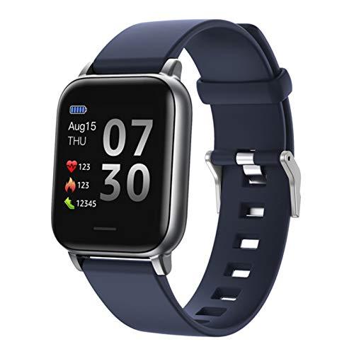 Nuevo Reloj Inteligente S50 Bluetooth Women Man Hombre SmartWatch Pulsera Monitor de suspensión Mensaje RECORDATORIO 170mAh 2021,F