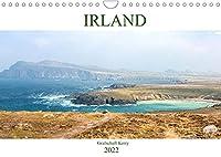 Irland - Grafschaft Kerry (Wandkalender 2022 DIN A4 quer): Besuchen Sie mit uns die eindrucksvolle und raue Landschaft der Grafschaft Kerry im Suedwesten Irlands. (Monatskalender, 14 Seiten )