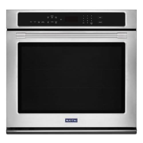 Horno Electrico de Cocina Maytag Empotrar MEW9530FZ de 76 cms (30 pulgadas) cms en Acero Inoxidable