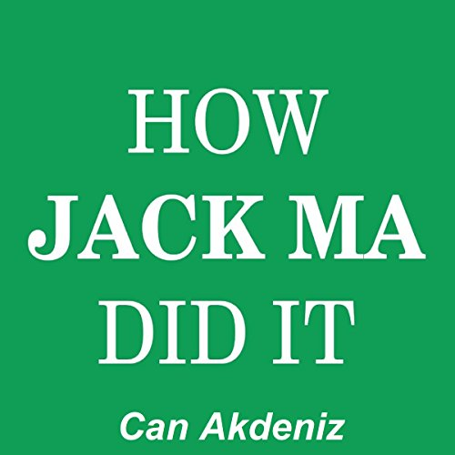 How Jack Ma Did It audiobook cover art