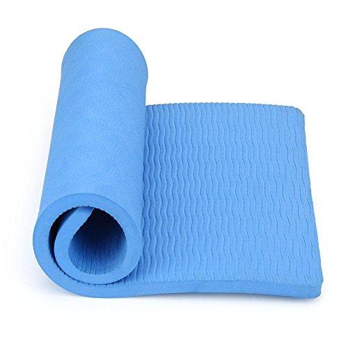 Mini Almohadilla para Rodilla Yoga Cojín de Rodilla de Entrenamiento para Jardinería Trabajo 21x38x0.8cm