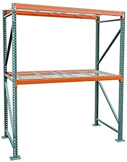 interlake pallet rack uprights