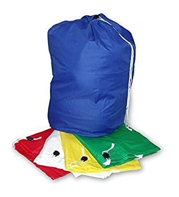 X Large Heavy Duty Laundry Bag Sack with Drawstring Commercial Style all colours by MIP