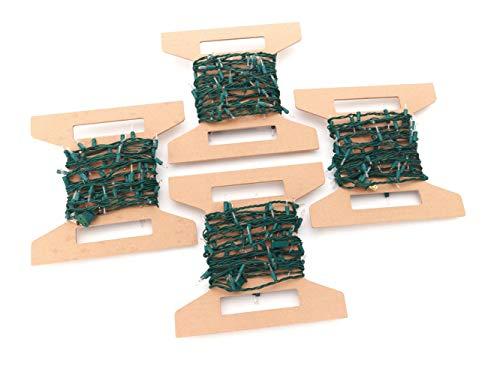 Covermates Keepsakes Light Storage Reel Set - Carrying Handles, Sturdy Build - Holiday Storage - Various