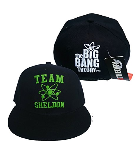Big Bang Theory The Sheldon Team Casquette Snapback