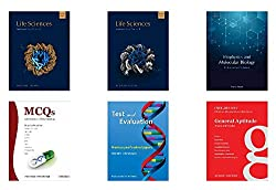 List of recommended books for csir net life sciences best deal fandeluxe Gallery