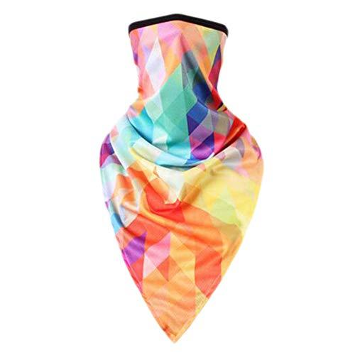 Écran solaire bandanas foulard masque masque extérieur serre-tête serre-tête serre-tête-A10