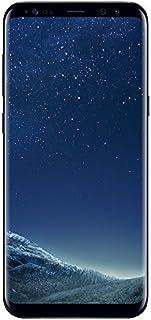 """Samsung Galaxy S8 Plus 64 GB 6,2"""" 12 MP smartfon wolny od SIM w kolorze czarnym - tylko zestaw słuchawkowy"""