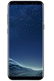 Samsung Galaxy S8 Plus - Smartphone libre (6.2'', 4GB RAM, 64GB, 12MP), Negro, - [Versión Alemana: No incluye Samsung Pay ni acceso a promociones Samsung Members] (B06XJ6BTYT) | Amazon price tracker / tracking, Amazon price history charts, Amazon price watches, Amazon price drop alerts