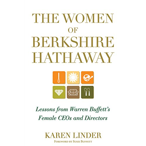 The Women of Berkshire Hathaway audiobook cover art