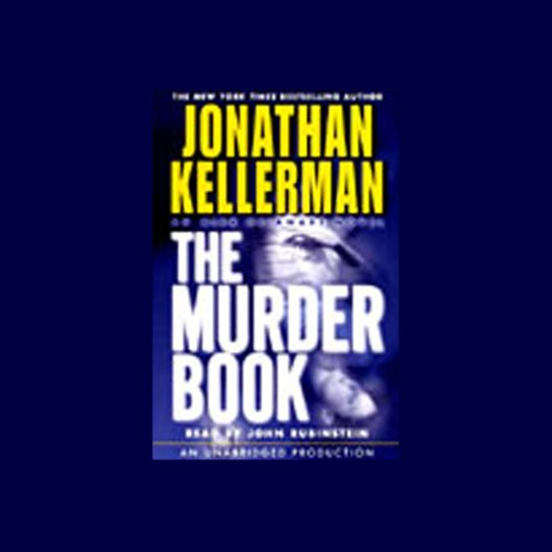 The Murder Book audiobook cover art