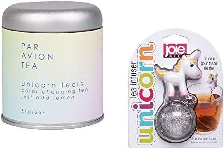 Magical Unicorn Tea Gift Bundle Par Avion Unicorn Tears Tea and Unicorn Tea Infuser product image