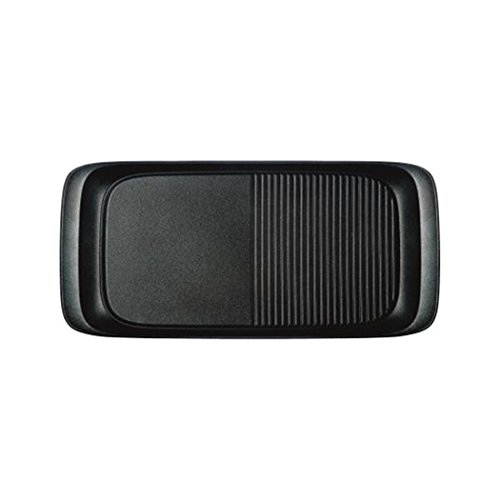 AEG Maxisense - Plancha grill para placas de inducción