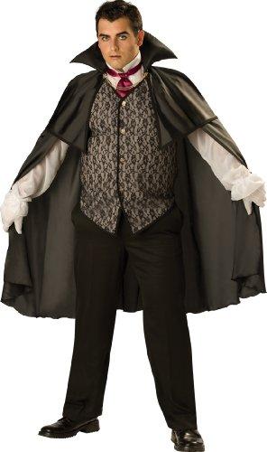 InCharacter Personnage en Minuit Vampire Costume (XXL)
