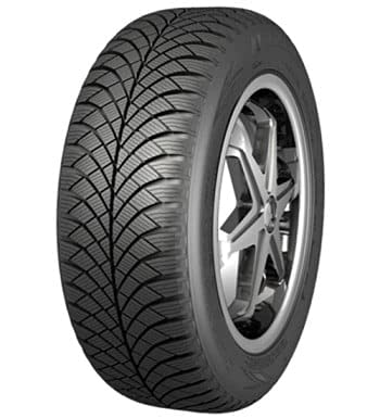 Nankang 53710 Neumático Aw-6 225/45 ZR18 95Y para Turismo, Todas Las Temporadas