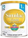 Similac Gold Latte per Lattanti, Latte in Polvere per Neonati dalla...