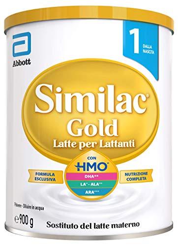 Similac Gold Latte per Lattanti, Latte in Polvere per...