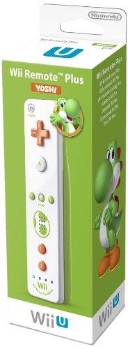 Nintendo Wii U und Wii - Remote Plus, weißes Yoshi Design