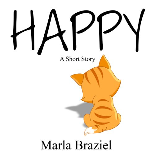 Happy audiobook cover art
