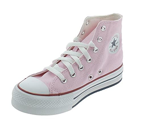 Converse Chuck Taylor All Star Eva Lift Canvas Color Hi Zapatillas Moda...