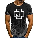 SSBZYES Camisetas para Hombre Camisetas De Manga Corta para Hombre Camisetas De Talla Grande Camisetas Casual De Manga Corta para Hombre Cuello Redondo Camisetas De Verano De Manga Corta para Hombre