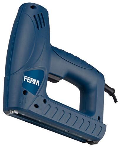 Grapadora eléctrica FERM (230V, 30W, Set de 6 Piezas)