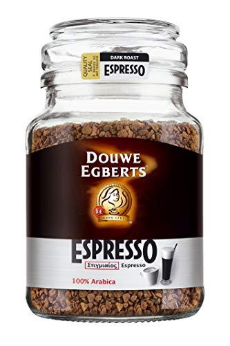 Douwe Egberts Instant Coffee Espresso - 1 Packung mit 95 g
