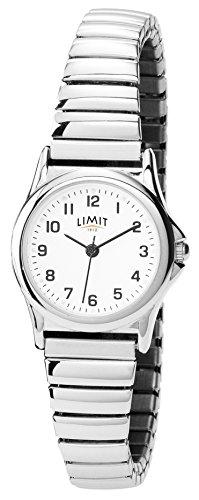 Limit 6999.36Damen Armbanduhr, Edelstahl, Farbe: Silber