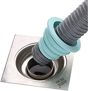 VONOTO 2PACK Drain Pipe Hose Deodorant Silicone Plug Sewer Seal Ring Washing Machine