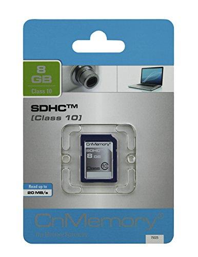 CN Memory SD Slot Na 8GB Class 10