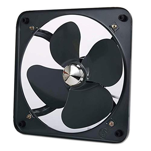 no-logo WJDDJ Ventilador De Escape Ventilador Silencioso, For Refrigerar Proyectos De Escape De Ventilación