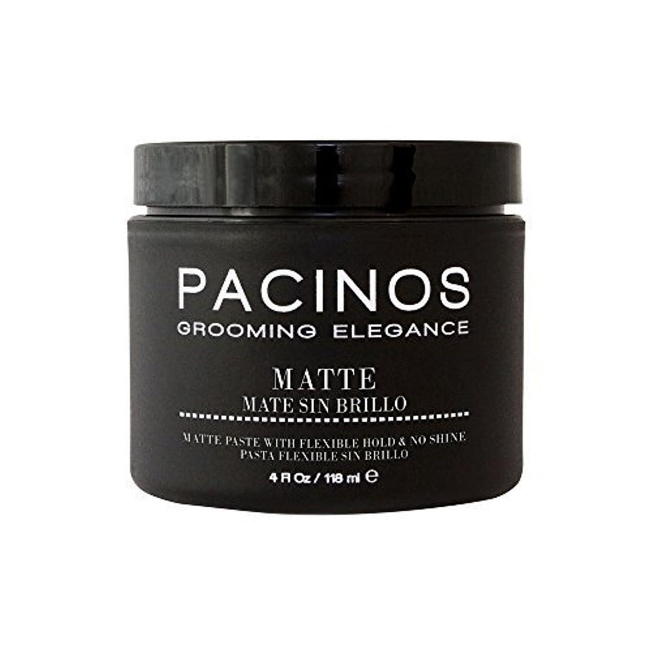 印をつける火炎保険Pacinos Matte, 4 Ounce [並行輸入品]