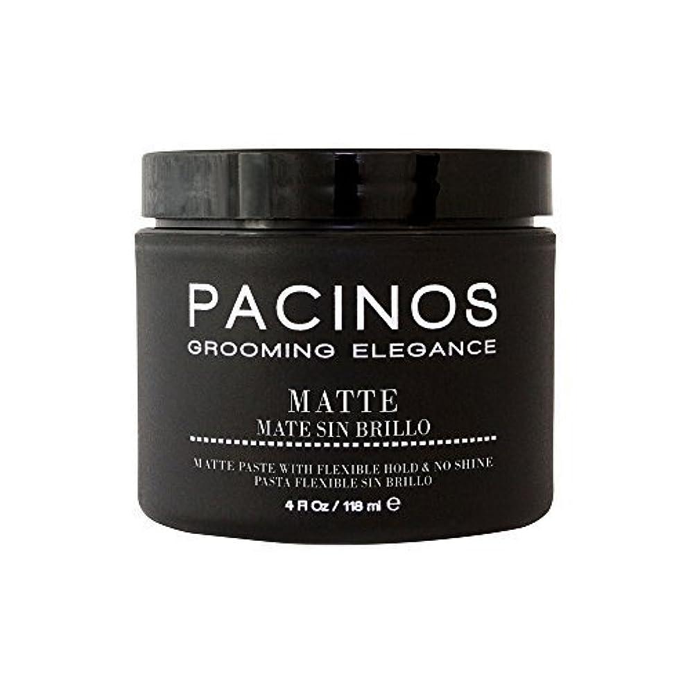 符号介入する一Pacinos Matte, 4 Ounce [並行輸入品]
