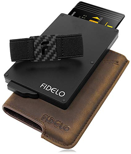 Fidelo Minimalist Wallet   Gifts for Minimalists