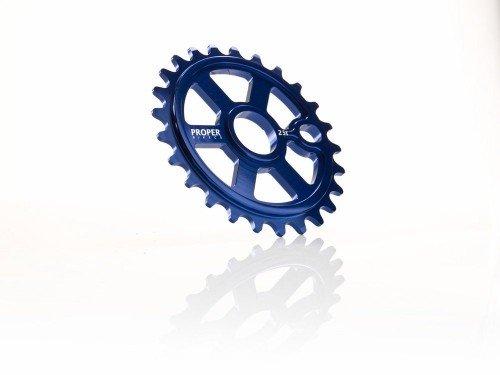 Proper BMX Kettenblatt Team 25T -blau-