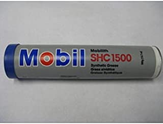 Mobil Synthetic Grease, Mobilith SHC 1500 [10 CARTRIDGE PACK]