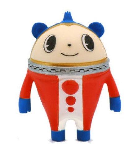 Persona 4 The ULTIMATE in MAYONAKA ARENA Korekupi Pin Jack Mascot Smile Kuma Anime PVC Figurine