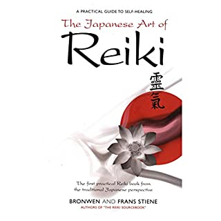 The Japanese Art of Reiki cover art